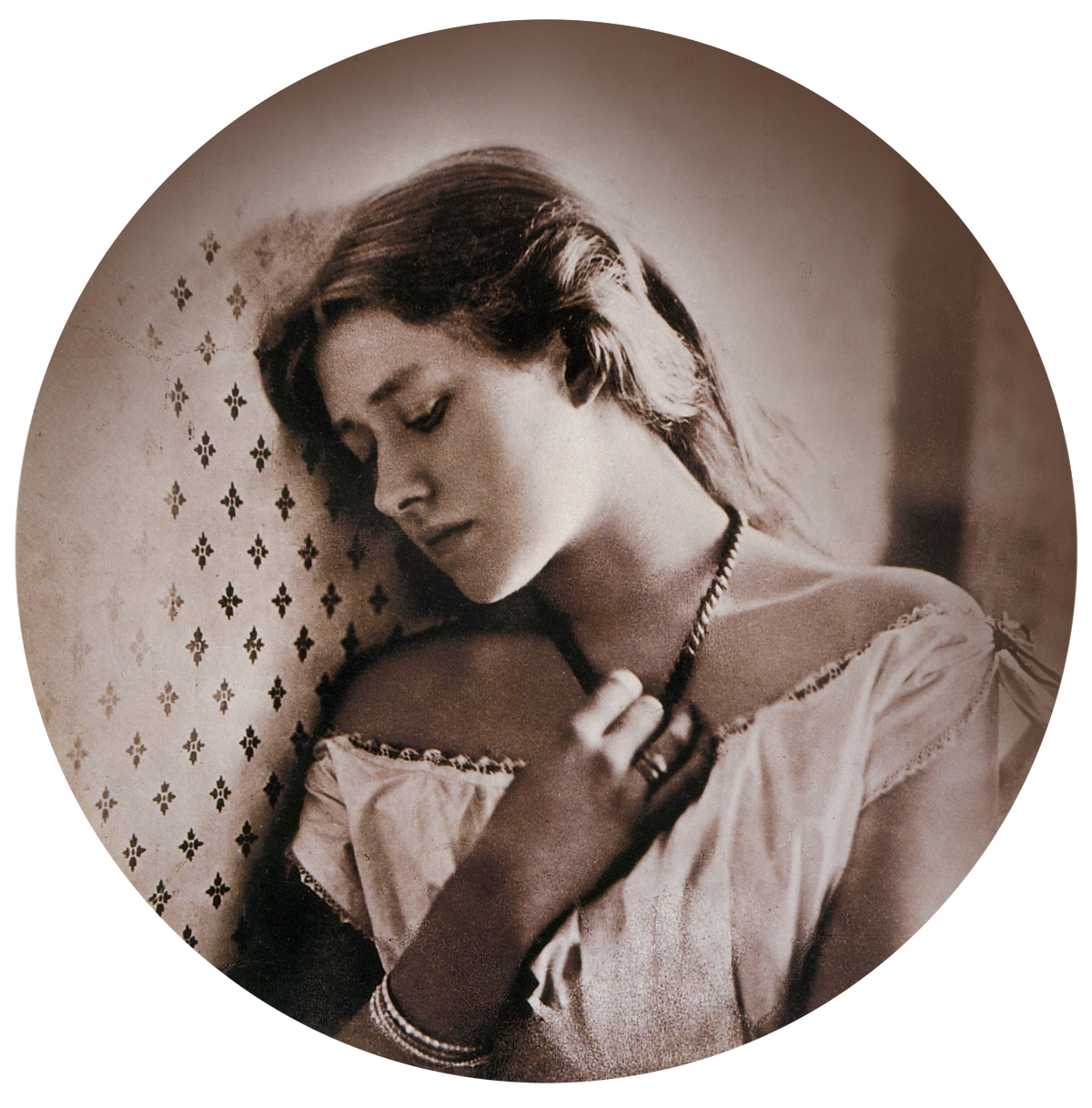 Image courtesy of Julia Margaret Cameron and linked to originating site